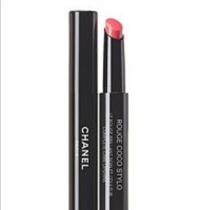 Chanel Conte rouge coco style lip shine lipstick